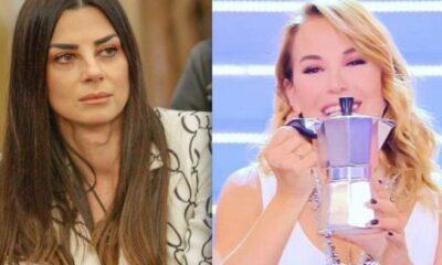 Grande Fratello Vip: Barbara D'Urso contro Serena Enardu, la frecciatina
