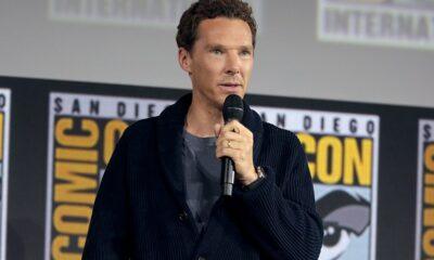Novità Netflix - Benedict Cumberbatch