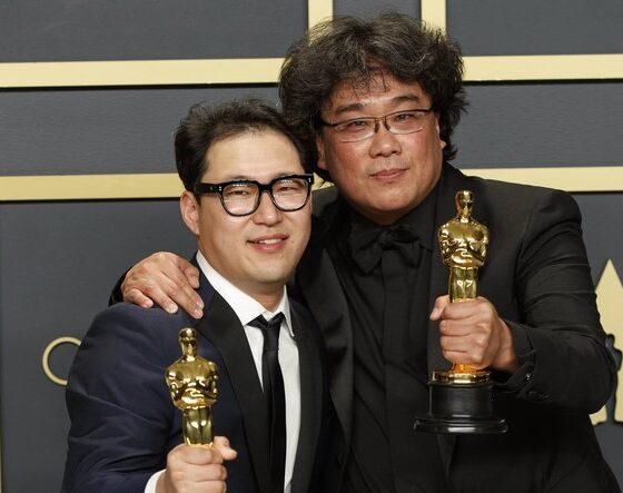 Parasite Oscar 2020