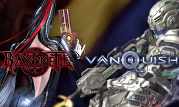Bayonetta & Vanquish 10th Anniversary Bundle: Launch Edition