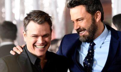 Ben Affleck e Matt Damon, Gogo Magazine