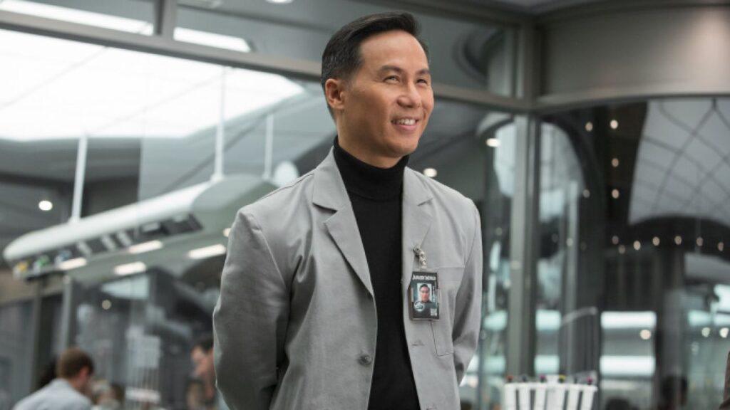 B. D. Wong villain in Jurassic World Dominion?, Gogo Magazine