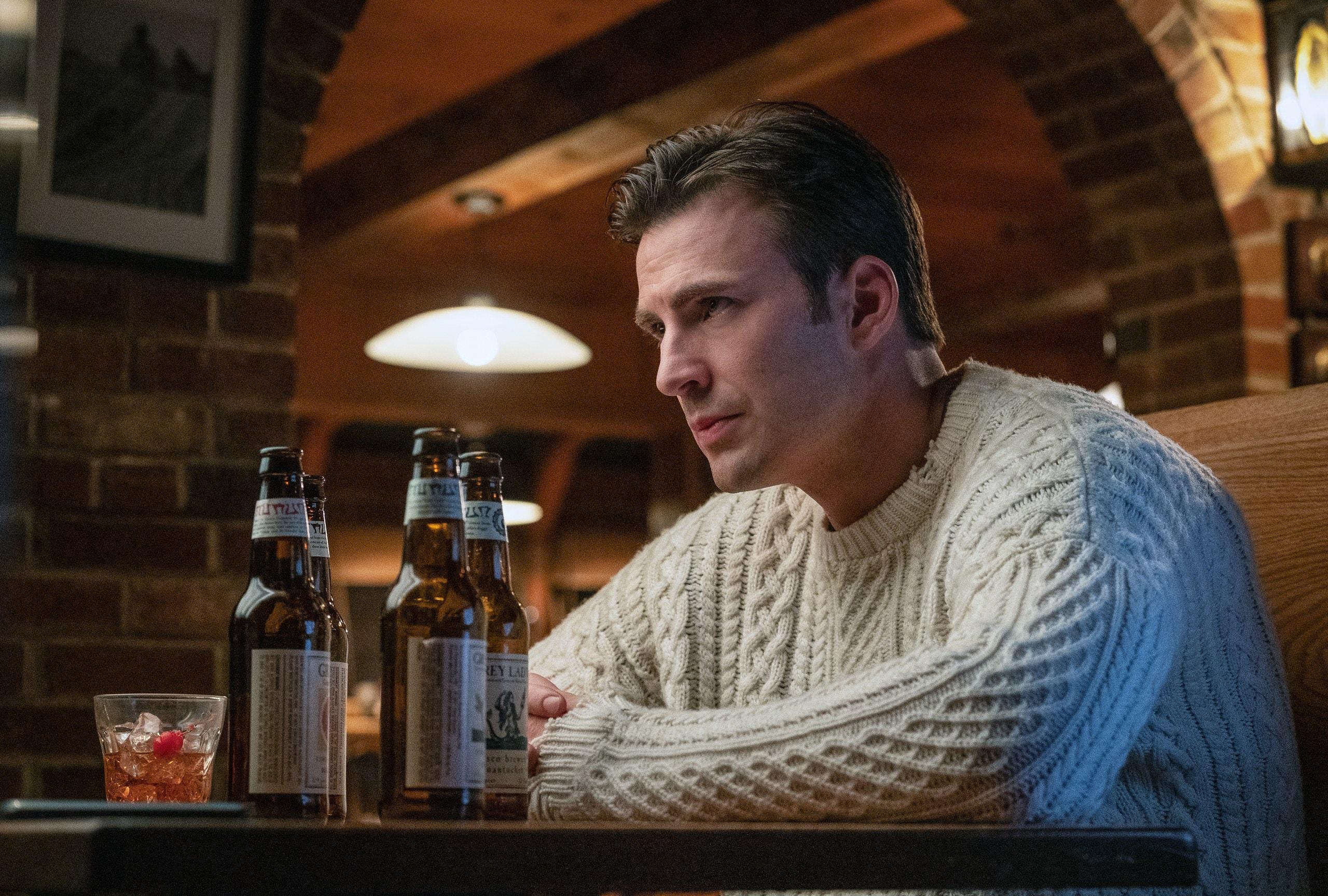 Chris Evans nel film Knives Out di Rian Johnson, Gogo Magazine