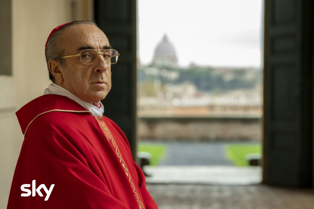 The New Pope 1x08, Paolo Sorrentino, Voiello, HBO, Gogo Magazine
