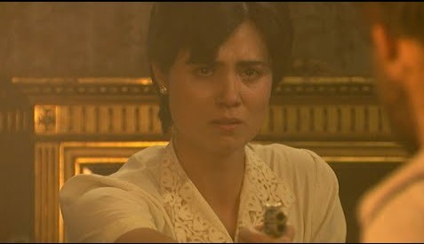 Il Segreto, Maria pone fine alla vita di Fernando alla Casona