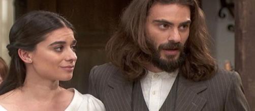 Il Segreto trame 2-7 febbraio: Maria indaga su Dori, Elsa e Isaac partono