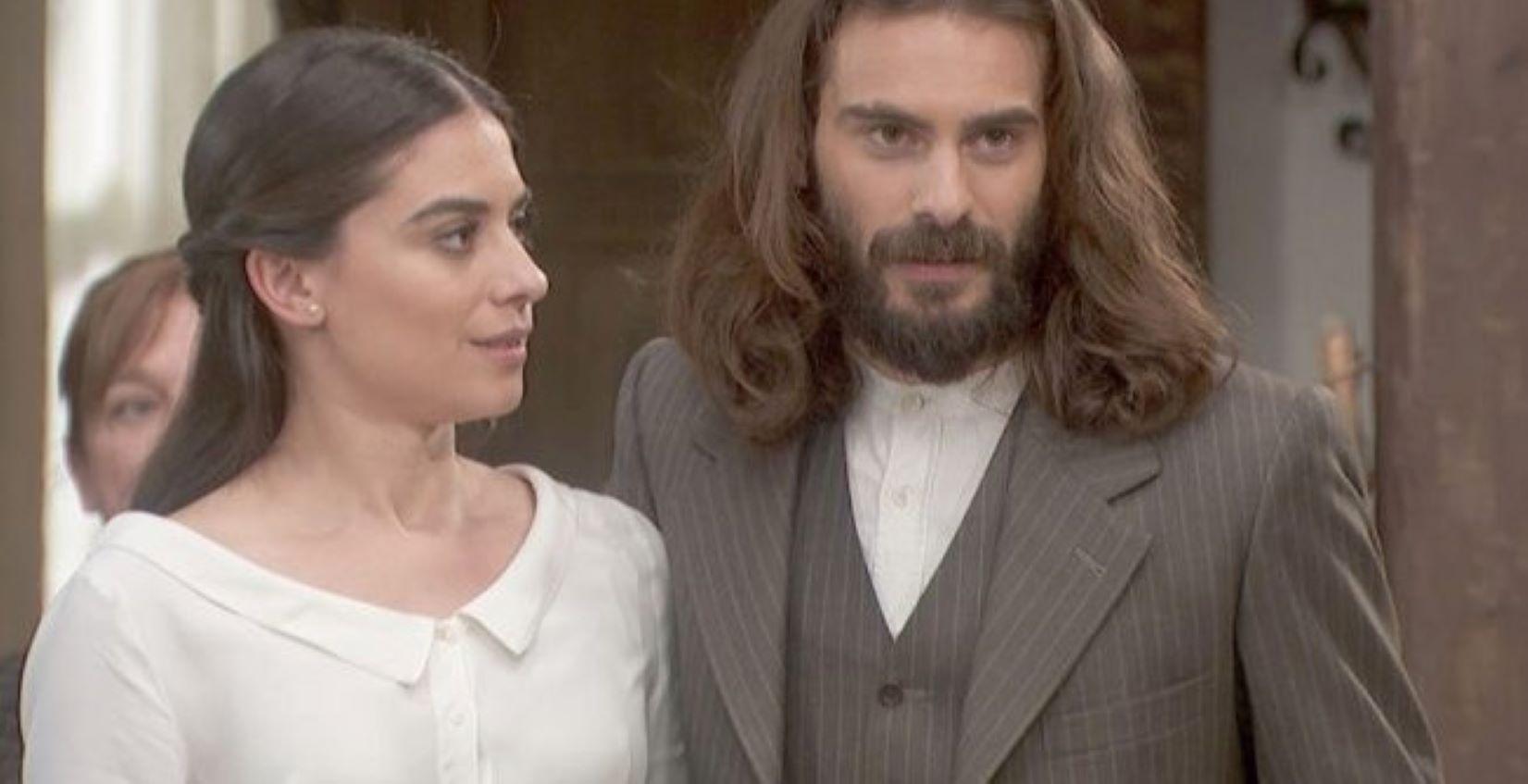 Il Segreto: Isaac e Elsa partano per il viaggio di nozze