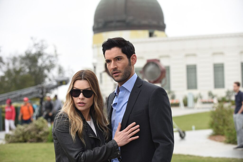 Lucifer 5 - Novità Netflix