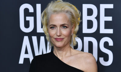 The Crown 4 - Gillian Anderson