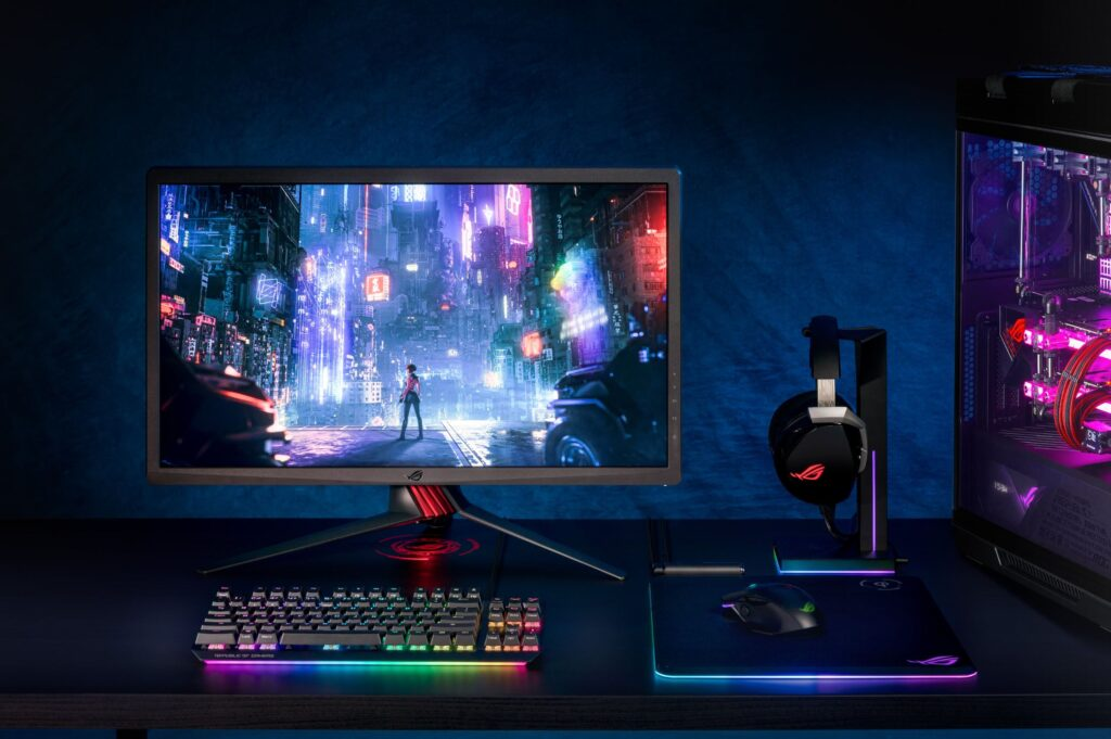 rog strix monitor