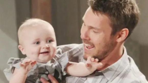 Beautiful: Hope e Liam riabbracciano la figlia