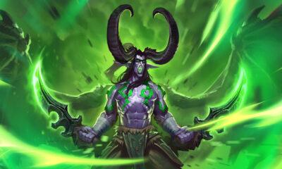 Illidan Stormrage, il nuovo eroe in arrivo con Ceneri delle Terre Emerse