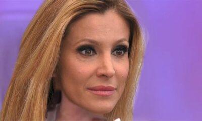 Grande Fratello Vip: Adriana Volpe smentisce un possibile flirt con Denver