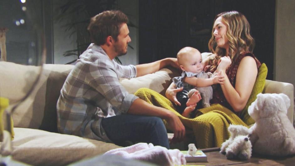 Beautiful, anticipazioni: Hope e Liam scoprono la verità su Beth