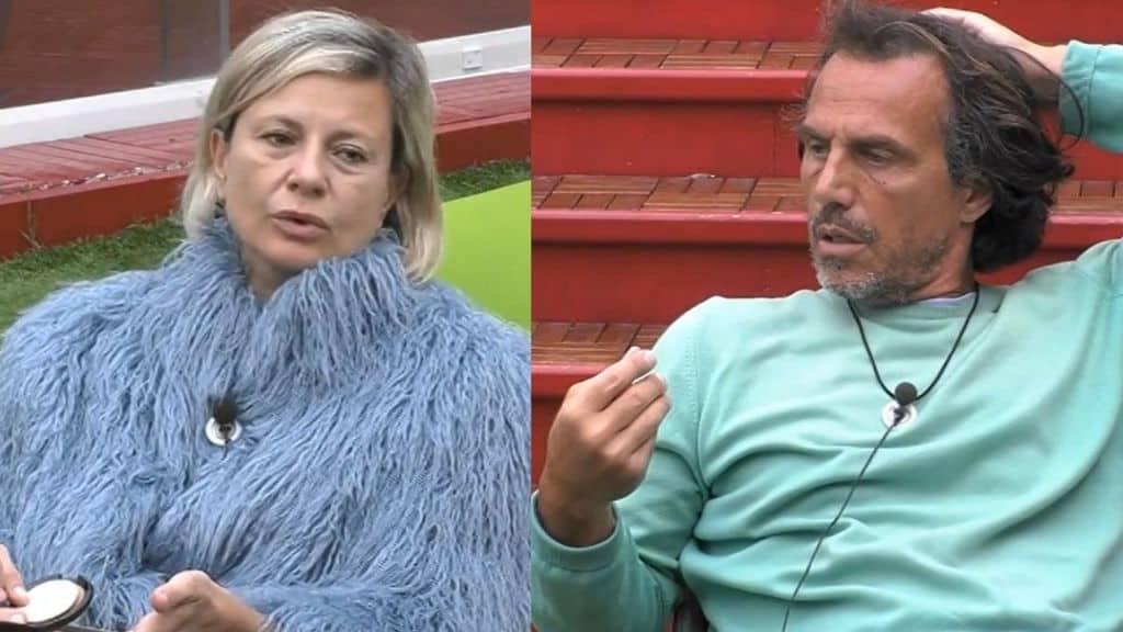 Grande Fratello Vip, Antonella Elia insulta Antonio Zequila: è scontro