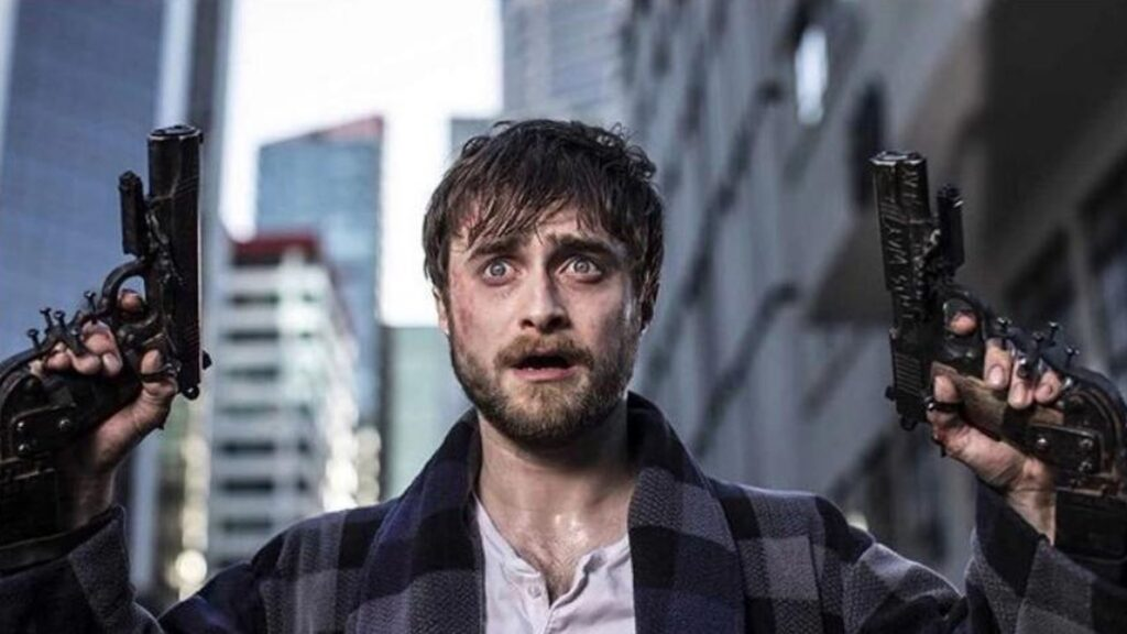 Daniel Radcliffe, dopo Harry Potter, è Miles in Guns Akimbo, Gogo Magazine