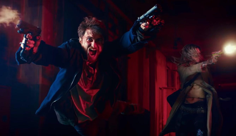 Guns Akimbo con Daniel Radcliffe su Amazon Prime Video, Gogo Magazine