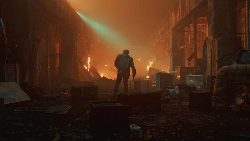 Daniel Radcliffe in Guns Akimbo di Jason Lei Howden, Gogo Magazine