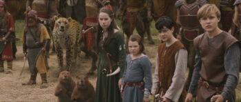 """L'adattamento cinematografico di """"Le Cronache di Narnia"""""""