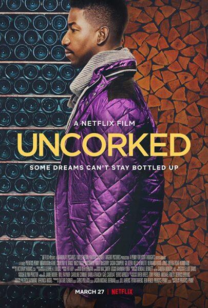 Novità Netflix - Uncorked