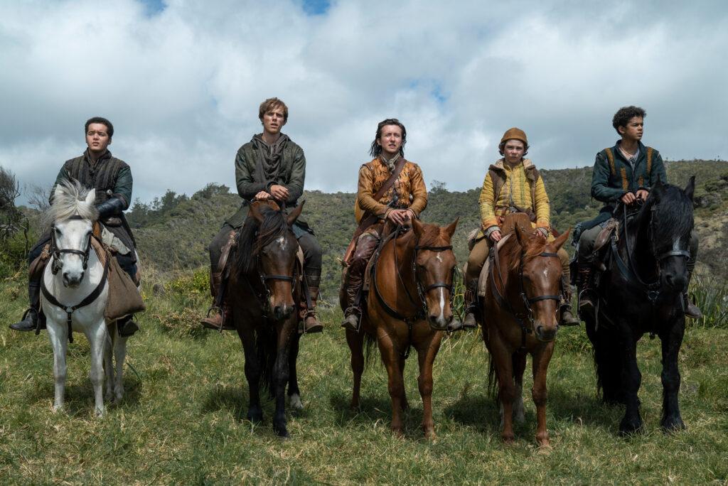 Serie Tv Netflix - The letter for the king
