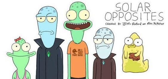 Solar Opposites