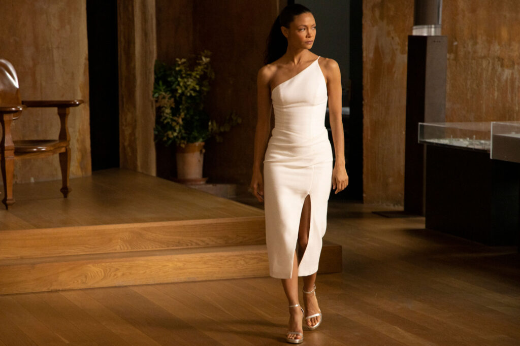 Thandie Newton è Maeve in Westworld 3x02, Gogo Magazine