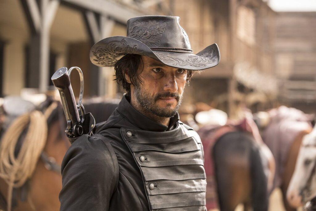 Rodrigo Santoro è Hector nella serie HBO, Gogo Magazine