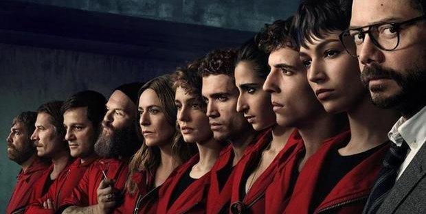 La Casa di Carta: riassunto terza stagione