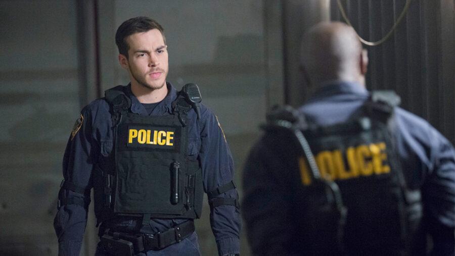 Containment - serie tv Netflix