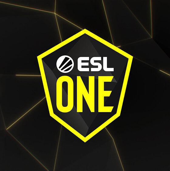 Il logo di ESL One