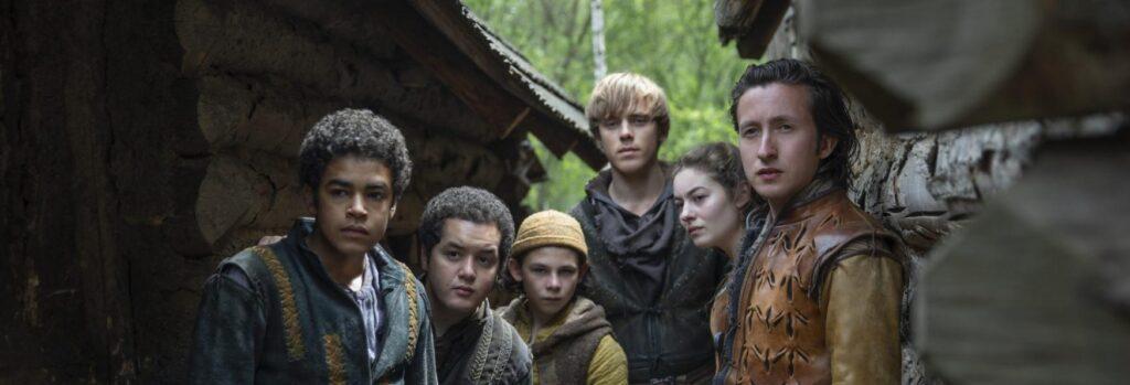 Novità Netflix di Marzo - The letter for the king