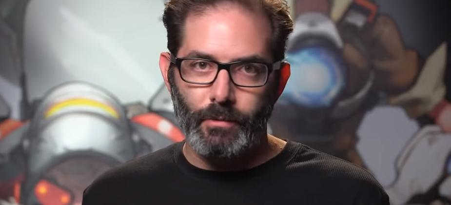 "Jeff Kaplan, capo sviluppatore e ""padre"" di Overwatch"