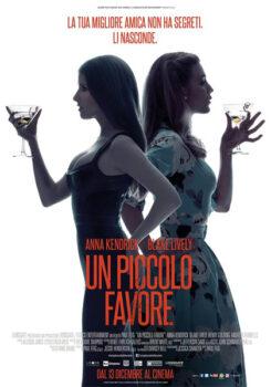 """Locandina """"Un Piccolo Favore"""", film da guardare in quarantena"""