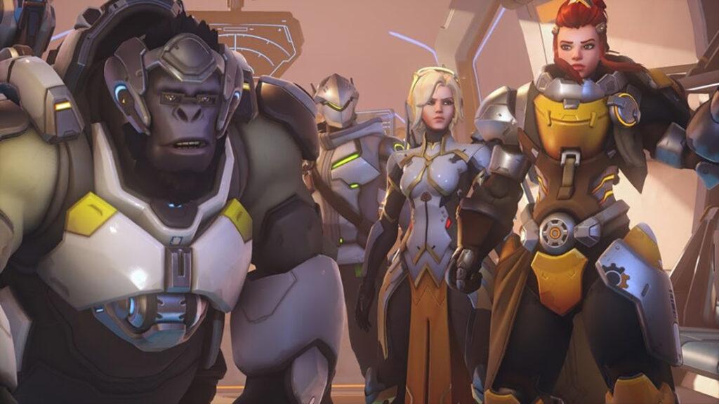 Come alcuni eroi potrebbero essere rappresentati in Overwatch 2