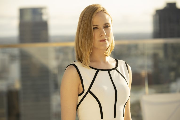 Evan Rachel Wood in Westworld, Gogo Magazine