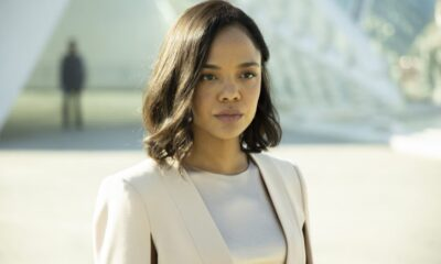 Tessa Thompson in Westworld 3, Gogo Magazine