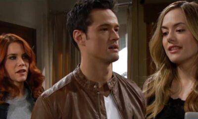 Beautiful trame 26 aprile - 2 maggio: Thomas dice a Sally di amare Hope