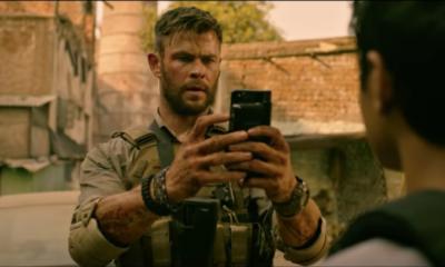 Novità Netflix - Tyler Rake