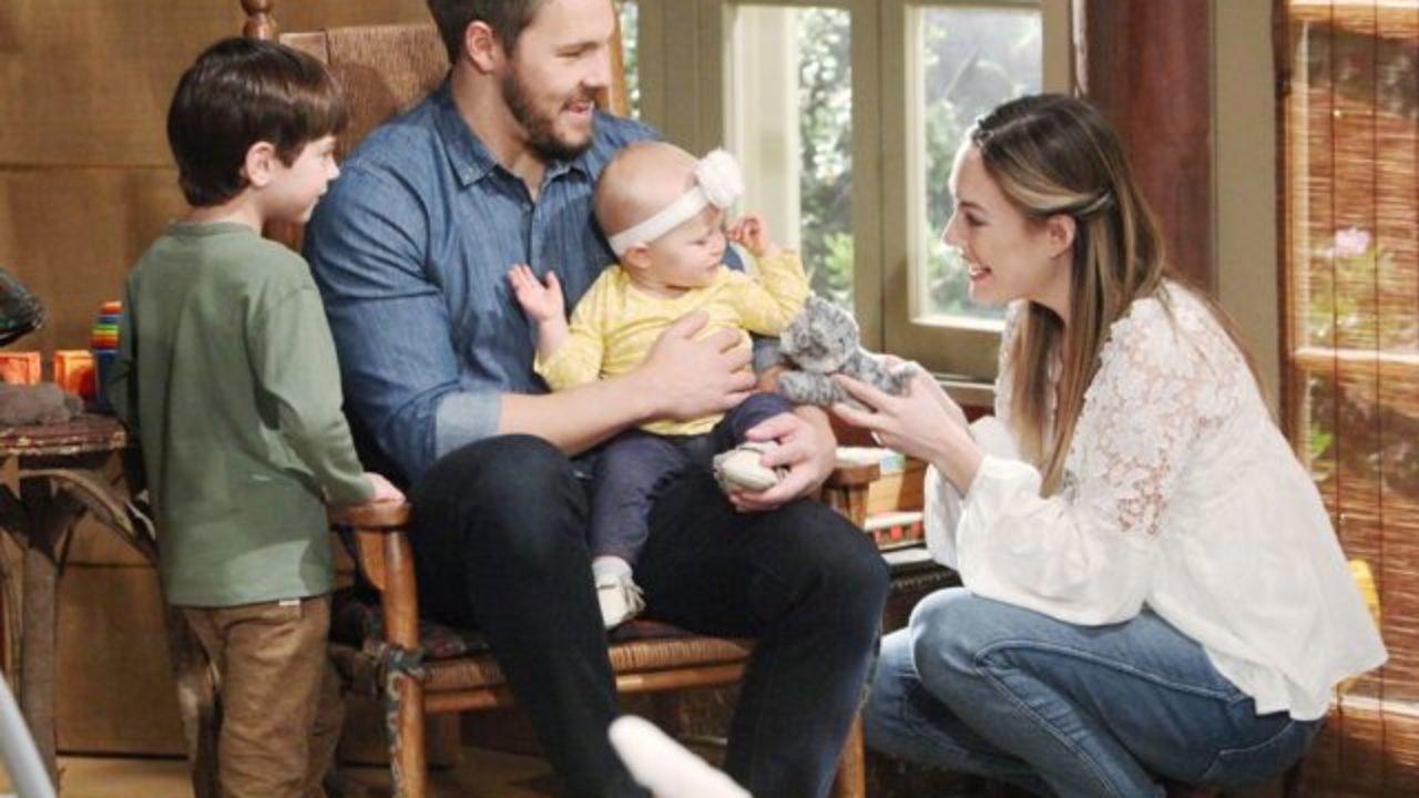 Beautiful, anticipazioni: Douglas confessa a Liam che Phoebe è Beth