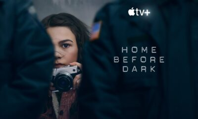 Logo della serie Home Before Dark di Apple TV plus, Gogo Magazine