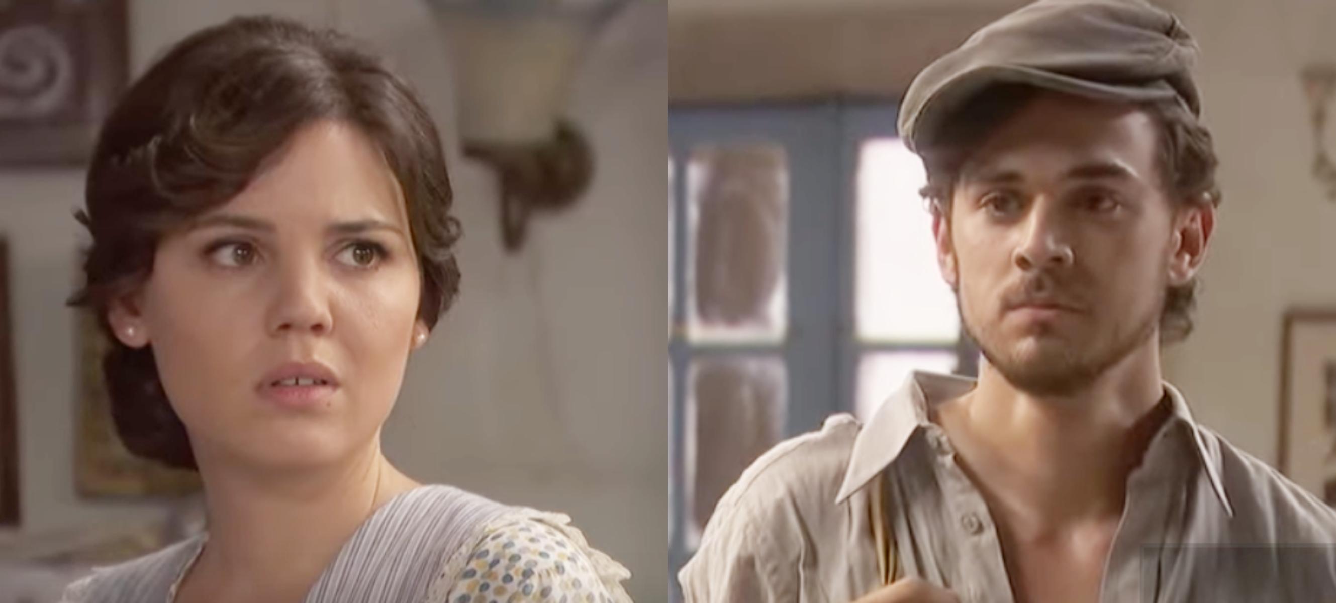 Il Segreto: Marcela vede il ritorno di Matias
