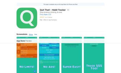 """""""Quit That!"""" è l'app perfetta per smettere di bere alcolici"""