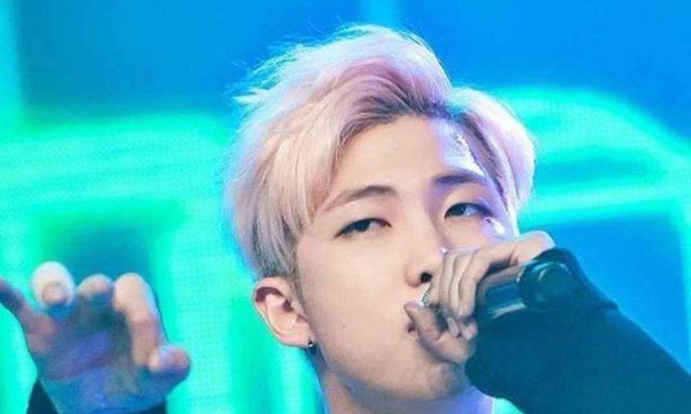 RM (Kim Nam-joon) dei BTS