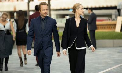 Aaron Paul e Evan Rachel Wood in Westworld 3x04, Gogo Magazine