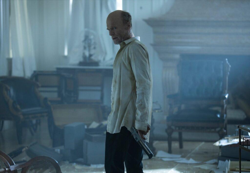 Ed Harris è William in Westworld 3x04 di HBO, Gogo Magazine