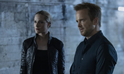 Evan Rachel Wood e Aaron Paul in Westworld 3x05, Gogo Magazine