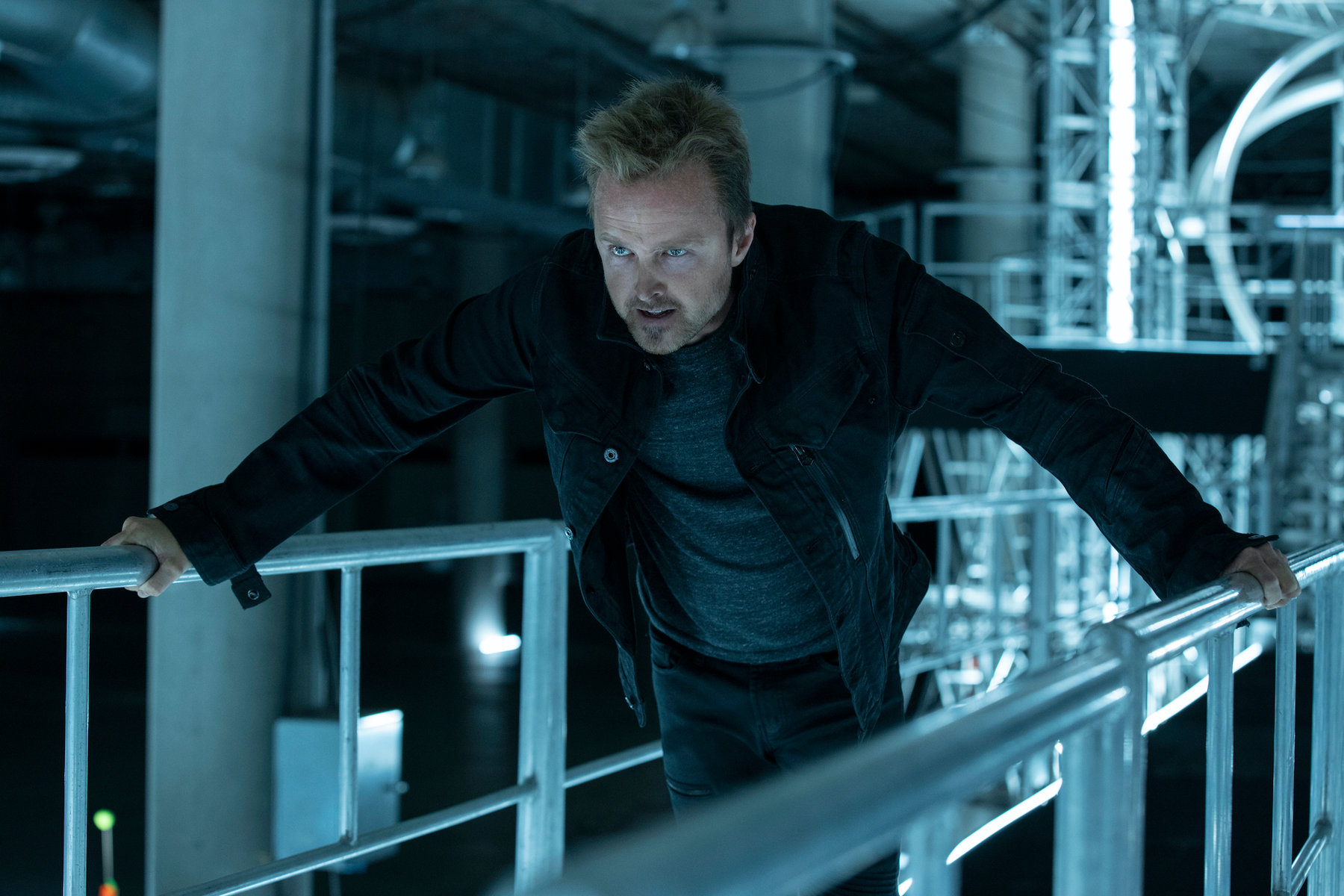 Aaron Paul è Caleb in Westworld 3x07, Gogo Magazine