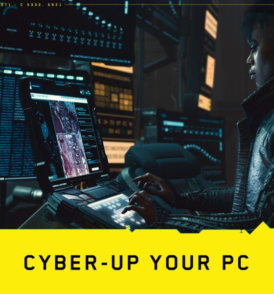 cyberpunk 2077 contest cyber up your pc