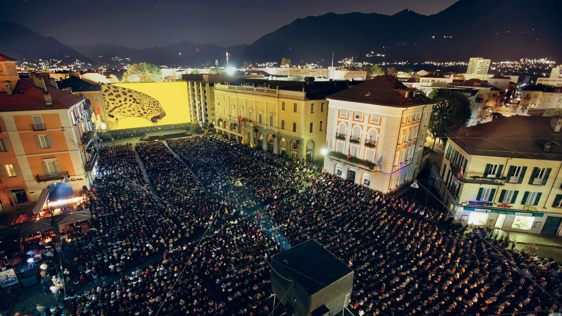 Festival del cinema di Locarno, Piazza Grande, Gogo Magazine